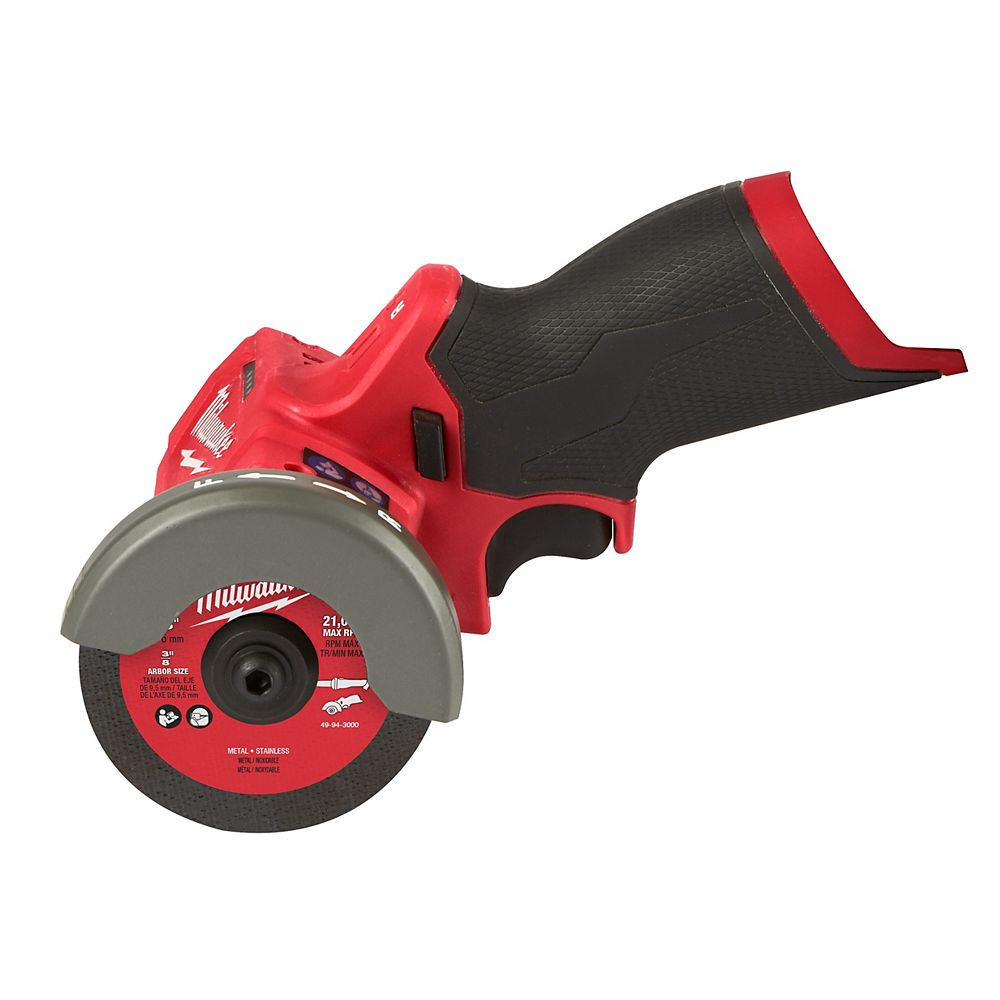 Milwaukee Tool M12 FUEL 12V 3-inch Lithium-Ion Brushless Cordless Cut Off Saw (Tool Only) 2522-20