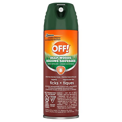 Deep Woods Tick Repellent