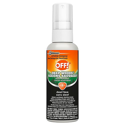 Deep Woods Pump Spray Deet Free Insect Repellent 9