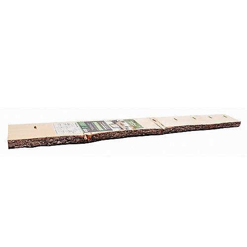 Timber-Lock Live Edge Piece A1 - White Pine