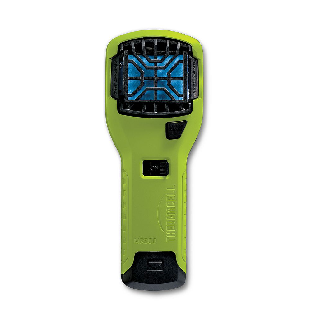 ThermaCELL MR 300 Portable Mosquito Repeller - Hi Vis Yellow