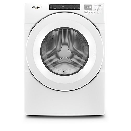 5.0 cu. ft. Front Load Washer in White, Closet-Depth - ENERGY STAR®