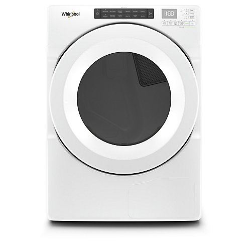 7.4 cu. ft. Front Load Ventless Electric Dryer in White, Closet-Depth - ENERGY STAR®