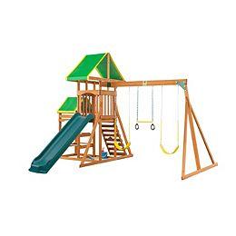 Structure de jeu en bois Woodlands