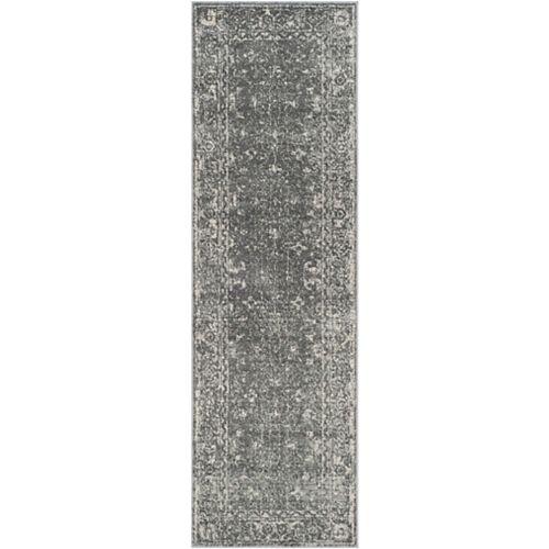 Safavieh Evoke Emma Grey / Ivory 2 ft. 2-inch x 7 ft. Indoor Runner