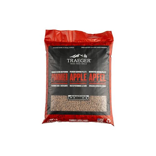 20 lbs. All Natural Apple Wood Pellets