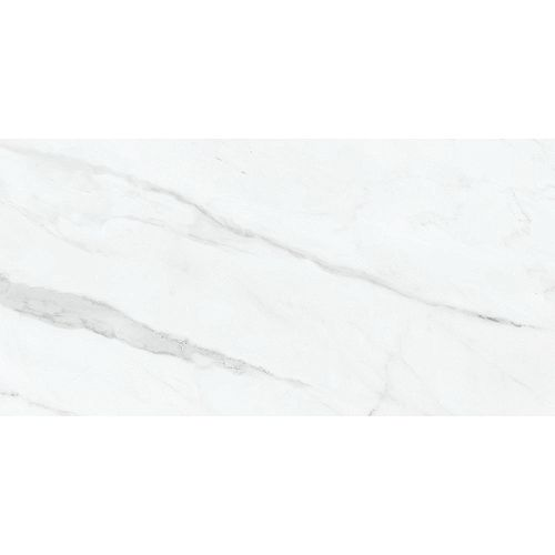 Carrara Nevoso 12-inch x 24-inch HD Pressed Matte Porcelain Tile (15.5 sq.ft. / case)