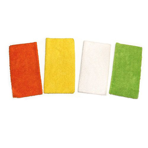 14-inch x 14-inch Edgeless Microfibre Towel (40-Pack)
