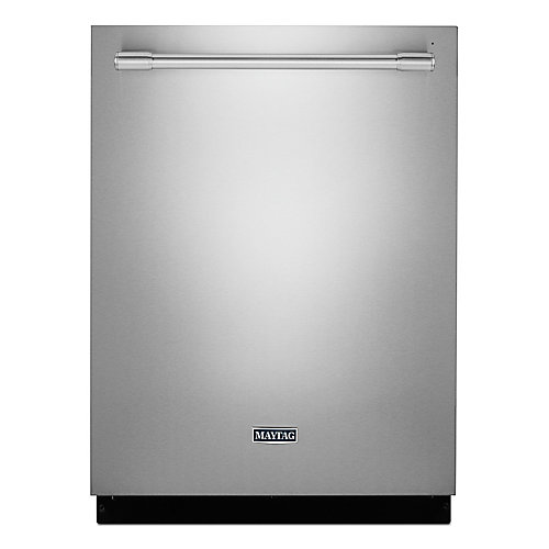 Top Control Built-In Tall Tub Dishwasher in Stainless Steel with Stainless Steel Tub, 47 dBA - ENERGY STAR®