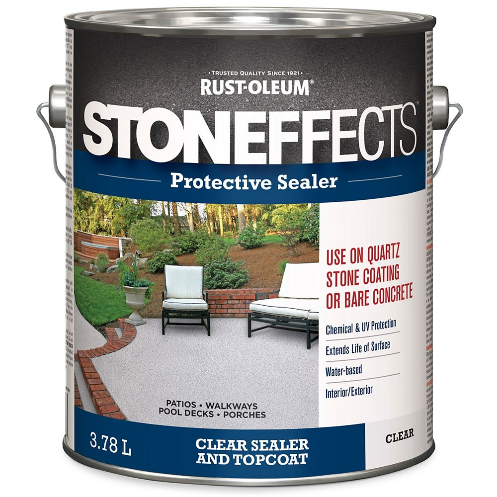 Stoneffects Protective Sealer 3.78 L