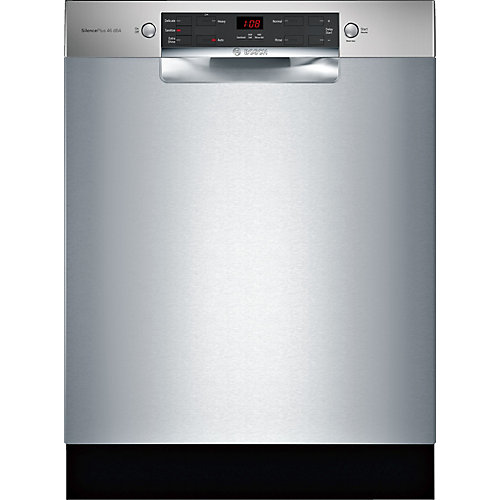 300 Series - 24 inch Dishwasher w/ Recessed Handle - ADA Compliant - 46 dBA