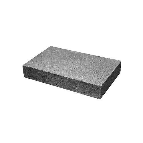 Barkley 12-inch W x 8-inch L Cap Shadow Blend Garden Block
