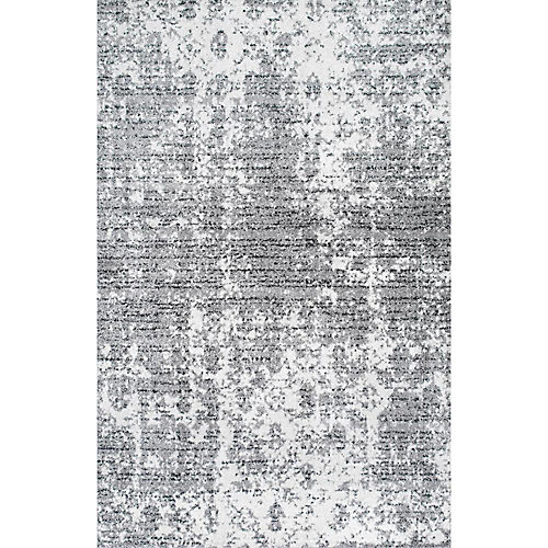 Deedra Grey 7 ft. 6-inch x 9 ft. 6-inch Indoor Area Rug