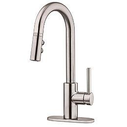Stellan Bar & Prep Faucet in Stainless Steel