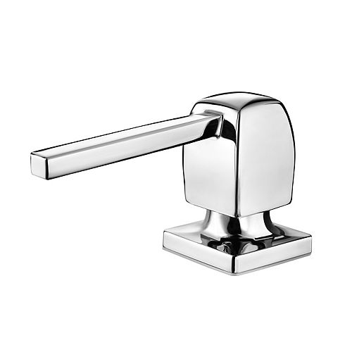 Brairsfield Kitchen Soap Dispenser in Polished Chrome