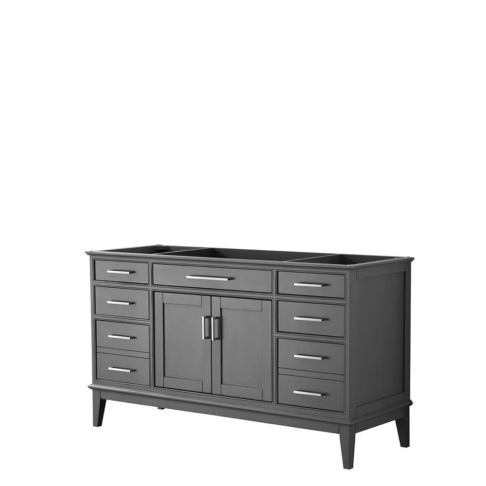 Wyndham Collection Margate 60 Inch, Home Depot Canada Bathroom Vanities Without Tops