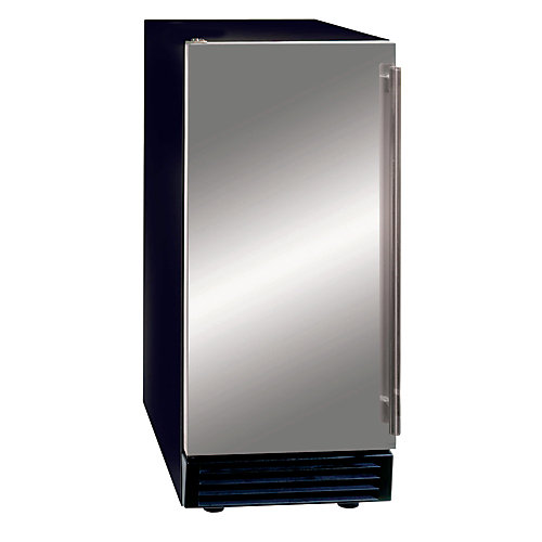 Built-In Under-Counter 50 lb. Ice Maker with Drain Pump - Energy Star
