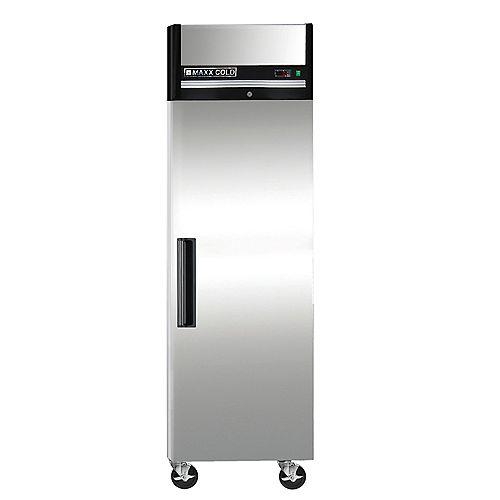 Maxx Cold X-Series 27 inch reach-in 23cuft 1 door Commercial Freezer