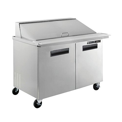 12 cu. ft. Commerical Refrigerator in Stainless Steel