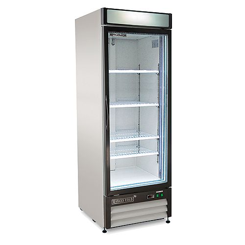 32-inch Reach-In 23 cu. ft. 1-Door Commercial Freezer