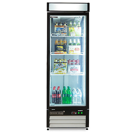 90-inch Solid Door Commercial Bar Back Cooler
