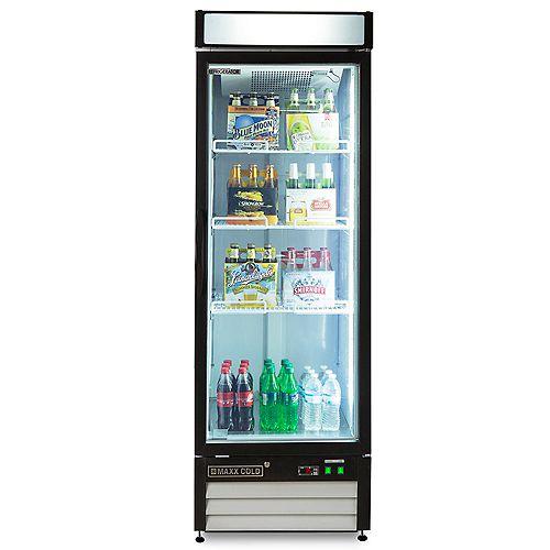 90-inch Solid Door Commercial Bar Back Cooler