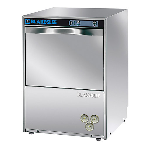 23.5-inch Commercial Grade Built-In Dishwasher in Stainless Steel