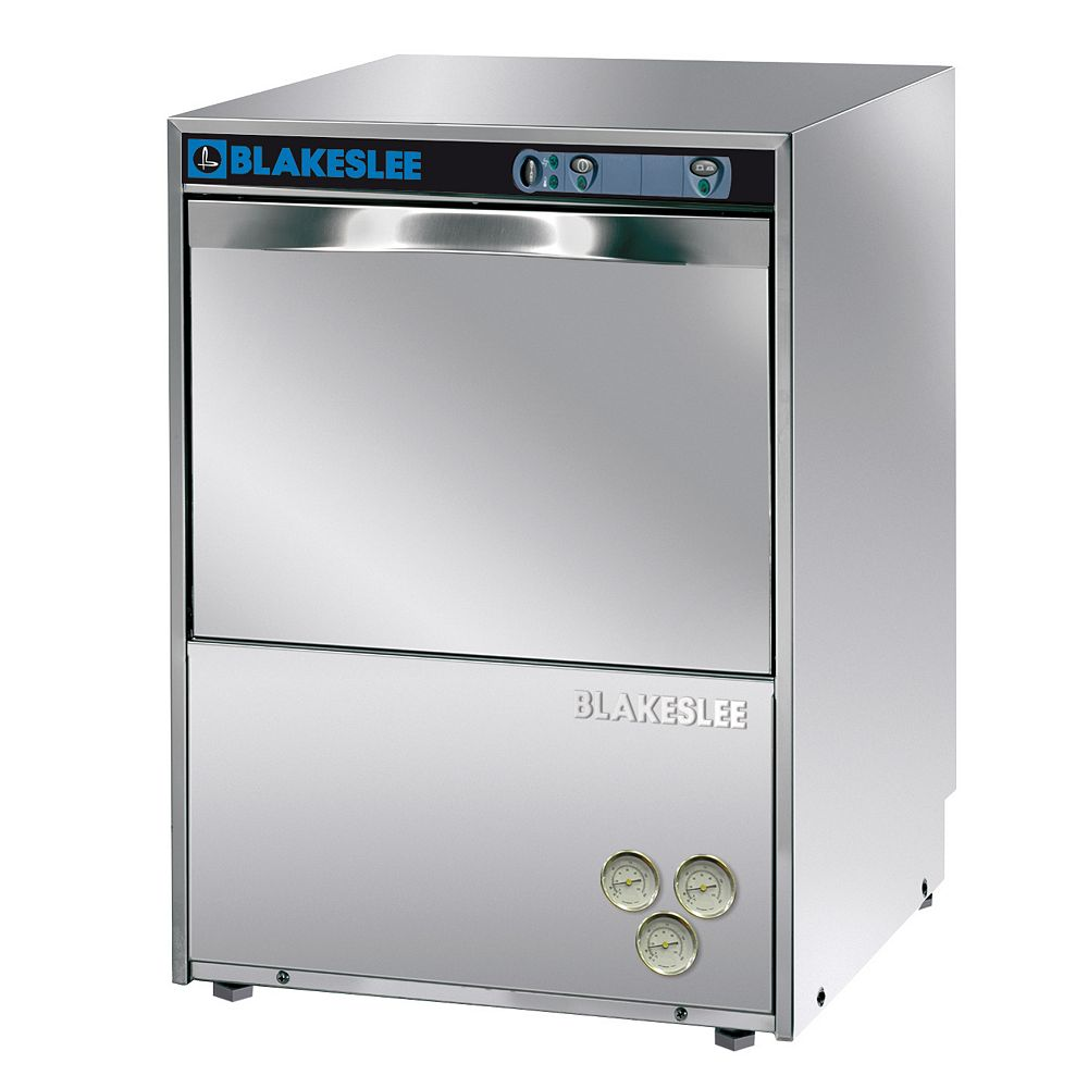 Blakeslee 23.5-inch Commercial Grade Built-In Dishwasher in Stainless Steel