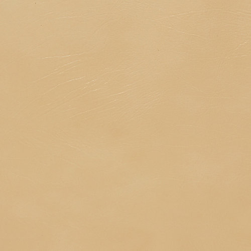 48 inch x 96 inch Recycled Leather Veneer Sheet in Ivory  Buffalo