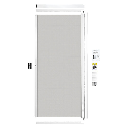 Retractable Screen White 141