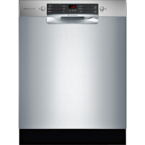 800 Series - 24 inch Dishwasher w/ Recessed Handle - ADA Compliant - Standard 3rd Rack