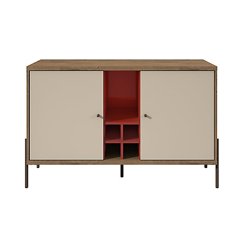 Joy Buffet Stand in Red