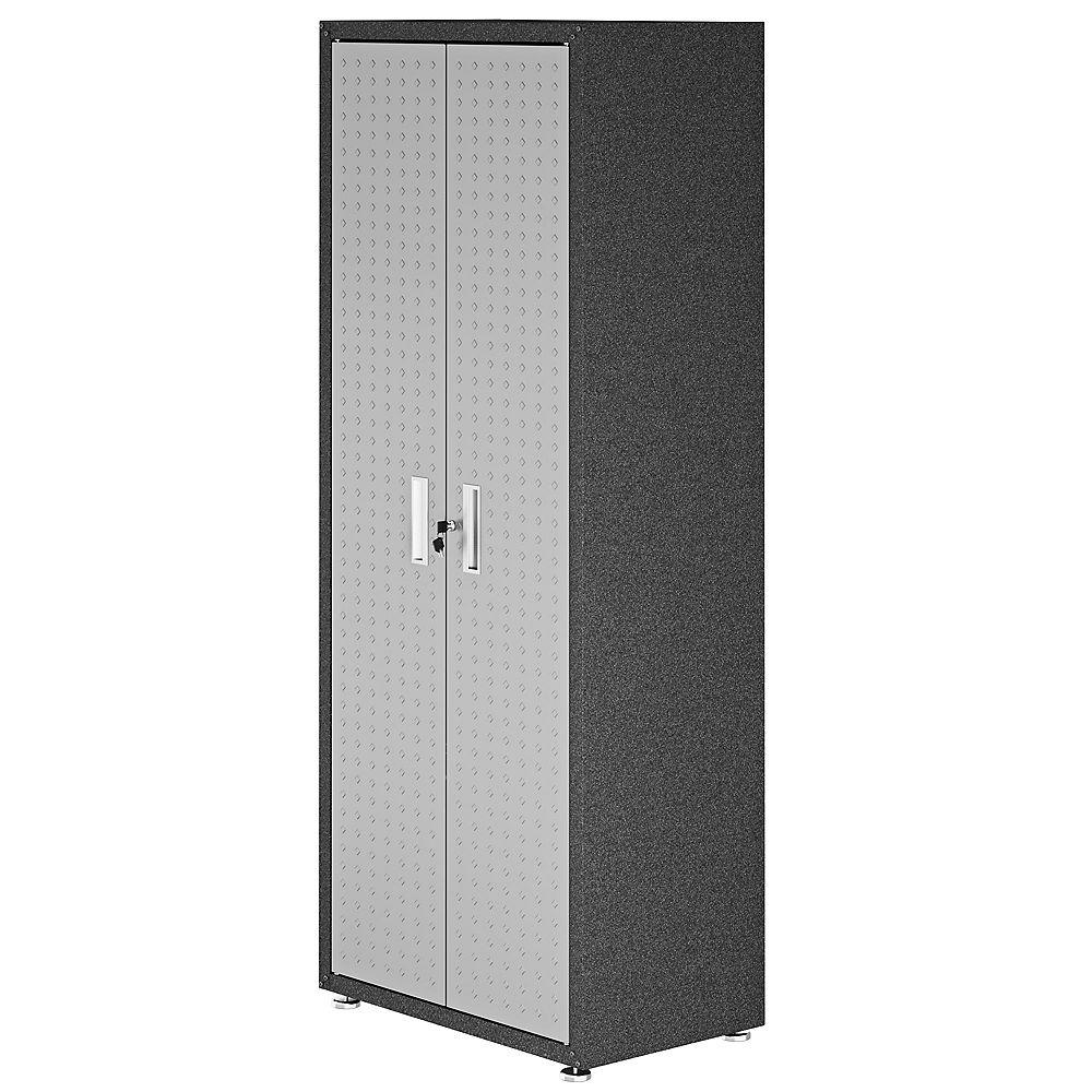 "Manhattan Comfort Fortress 74.8"" Tall Garage Cabinet"