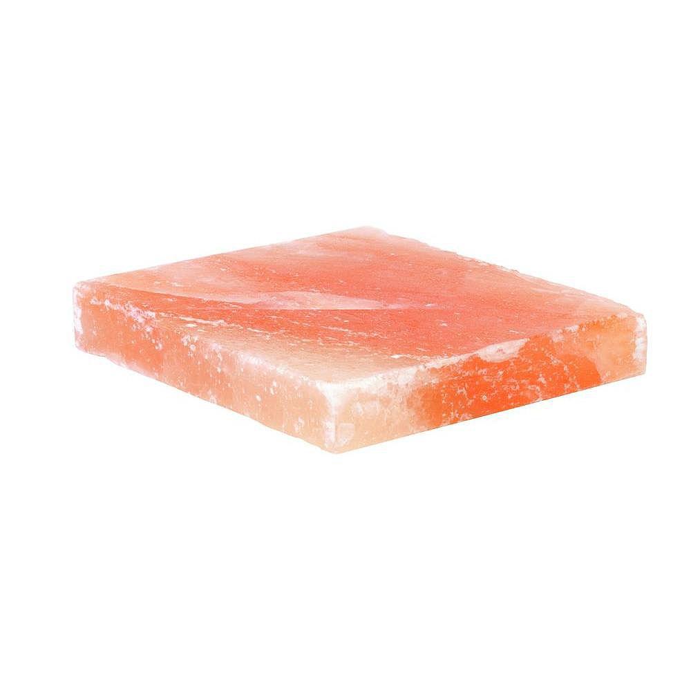 Accentuations by Manhattan Comfort 8 pouce Himalayan carré sel assiette 1.8