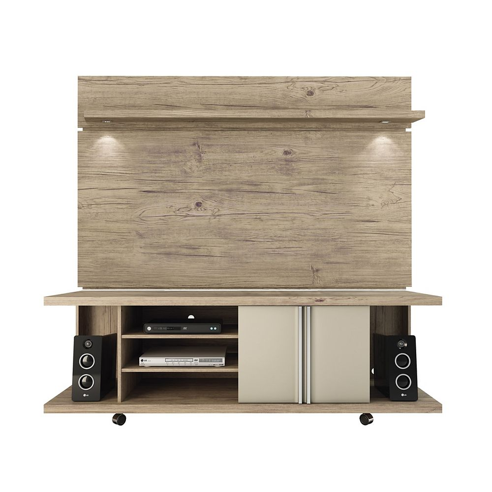 Carnegie TV Stand and Park 1.8 Panel   Home entertainment