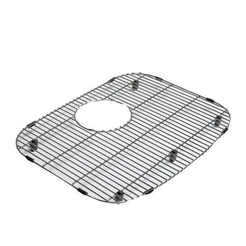 Grille de fond en acier inoxydable - 17 inch x 21 inch