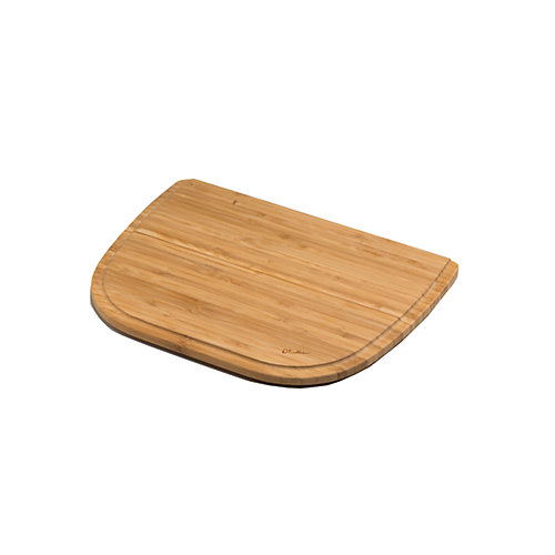Bamboo Cutting Board - 11  inch x 15 inch x 1  inch