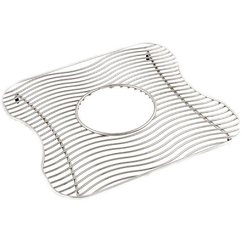 Grille de fond en acier inoxydable - 15 inch x 12.5 inch