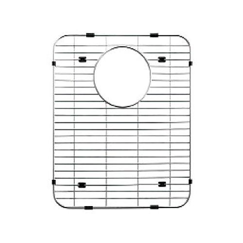 Grille de fond en acier inoxydable - 16 inch x 12 inch