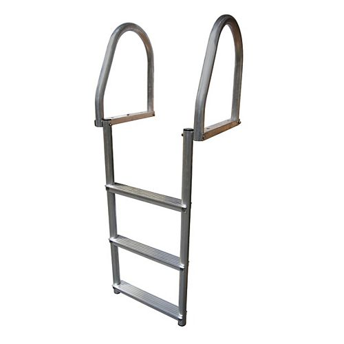 """ECO Flip-up Dock Ladder, 3 Step"""