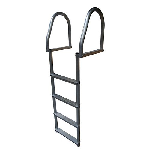 Dock Edge ECO Flip-up Dock Ladder, 4 Step