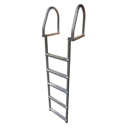 """""""ECO Flip-up Dock Ladder, 5 Step"""""""