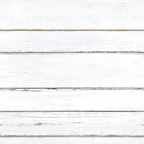 Shiplap Peel & Stick Wallpaper