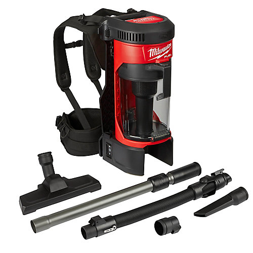 M18 FUEL 18V Lithium-Ion Brushless 1 Gal. Aspirateur à dos 3-en-1 sans fil (Tool-Only)