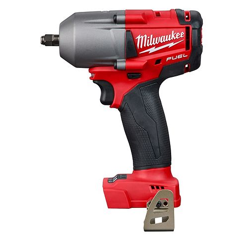 M18 FUEL 18V Li-Ion Brushless Cordless Mid Torque 3/8-inch Impact Wrench w/ Friction Ring (Tool Only)