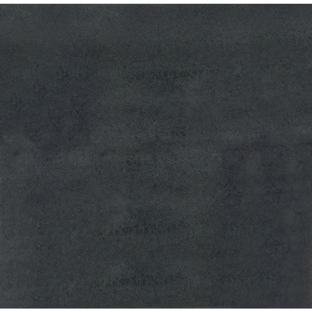 Enigma Division Black  24-inch x 24-inch Double Loaded Polished Porcelain Tile (16 sq.ft. / case)
