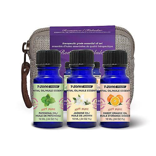10ml ROMANCE Essential Oils (3-Pack)