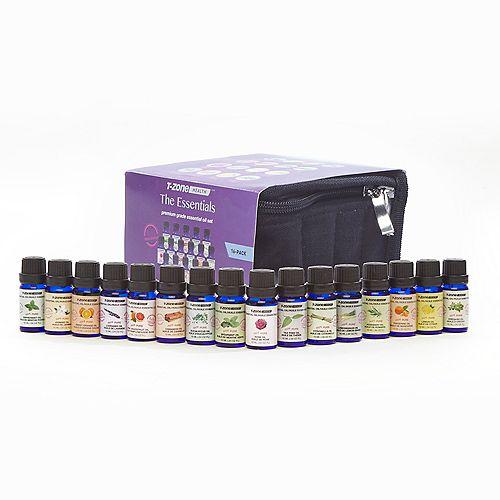 10ml Essential Oils (16-Pack)
