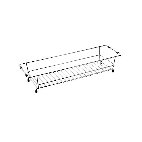 LIVEN Floating Laundry Sink Rack, Stainless Steel