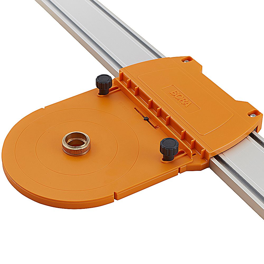 Bora 50 inch. WTX Clamp Edge and Router Dado Guide